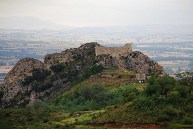 Poza de la Sal Castillo de los Rojas