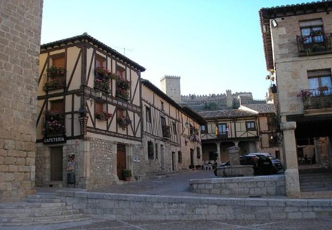 Pueblos medievales burgos