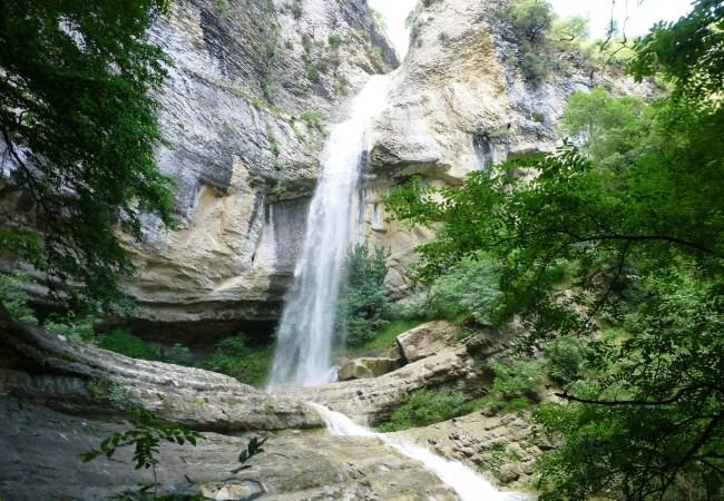 cascada de artazul
