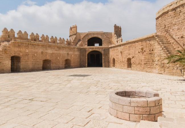Alcazaba Almeria juego de tronos