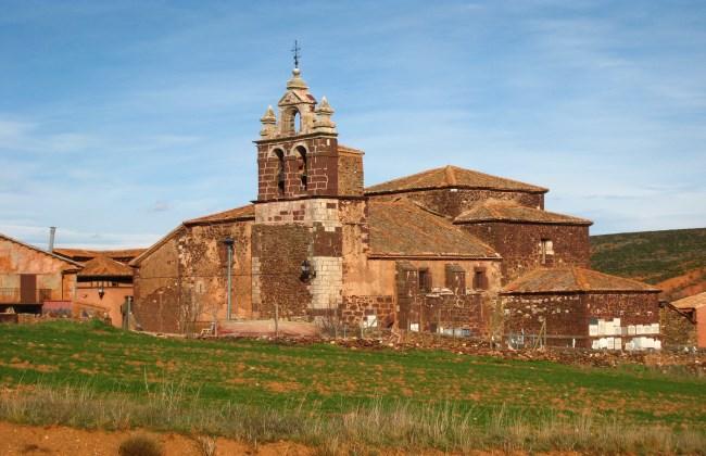 Iglesia Madriguera