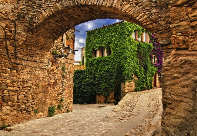 La toscana catalana