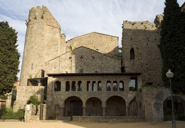 Monasterio de Sant Feliu