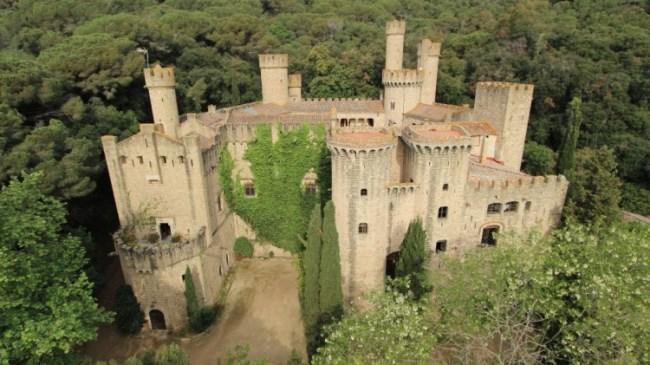 castillo santa florentina juego de tronos