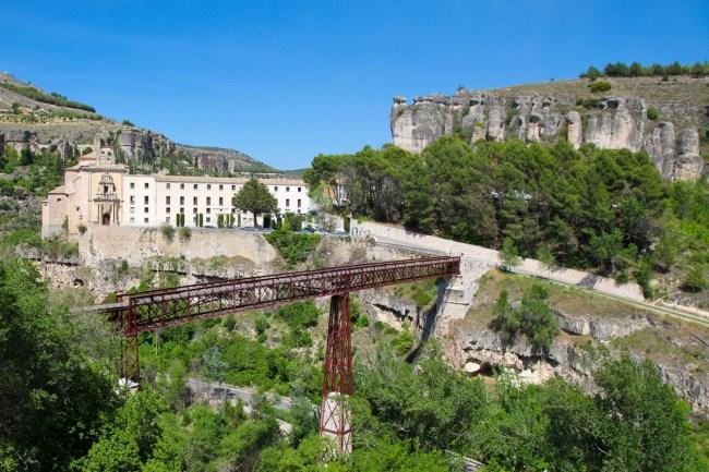 Puente de San Pablo Cuenca