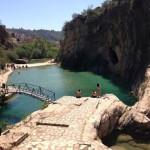 Casas rurales en valencia for Piscinas naturales comunidad valenciana
