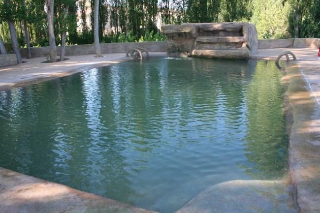 Piscinas naturales en guadalajara for Escapada rural piscinas naturales