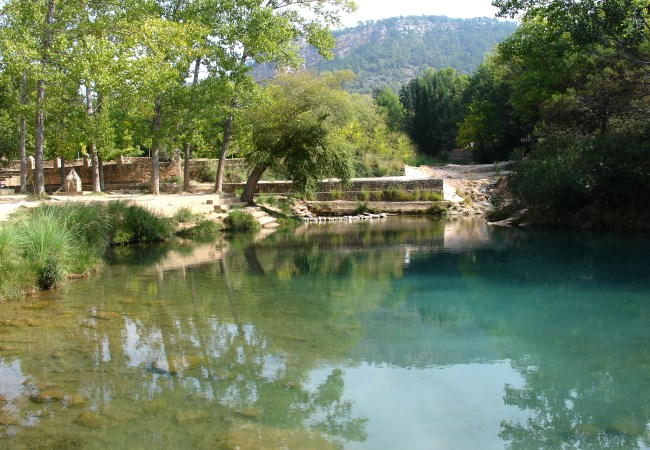 piscinas naturales valencia