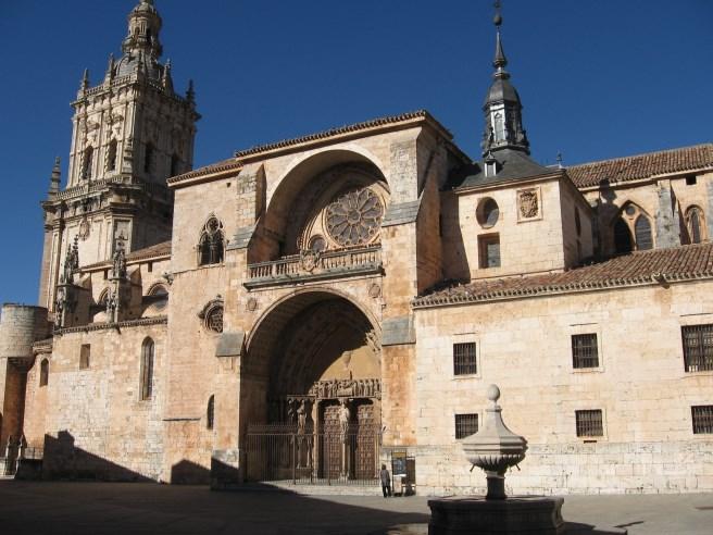 burgo de osma catedral
