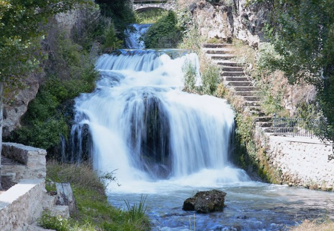cascadas de trillo