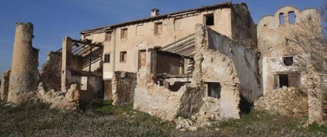 pueblo abandonado valencia