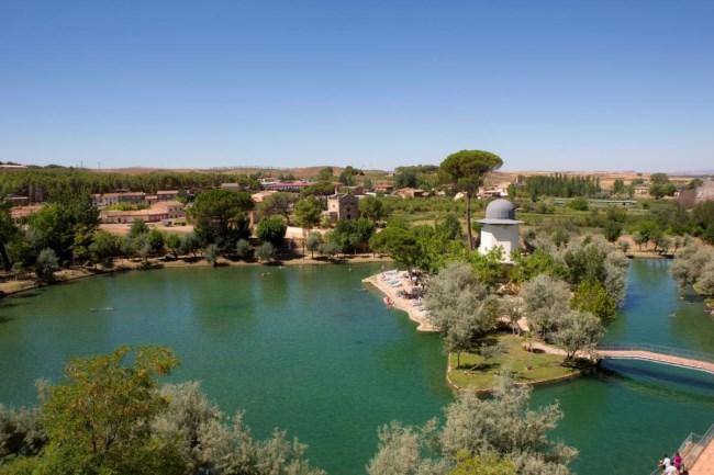 Termas naturales en espa a for Aguas termales naturales en madrid