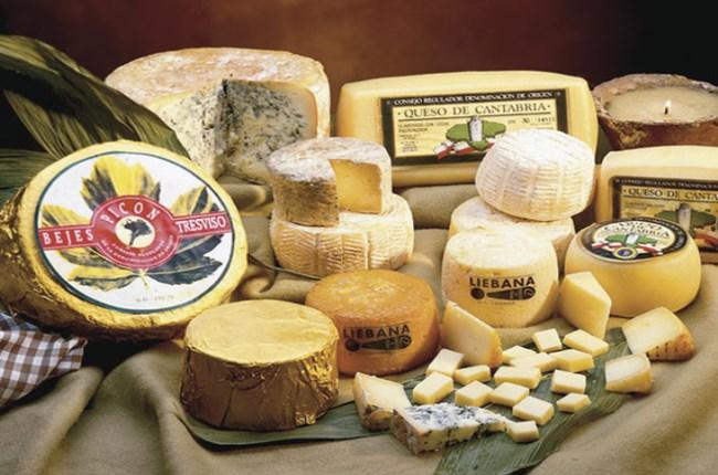 quesos cantabria