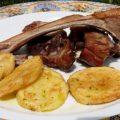 comida tipica zaragoza ternasco