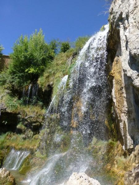 Cascada Molino de la Chorrera