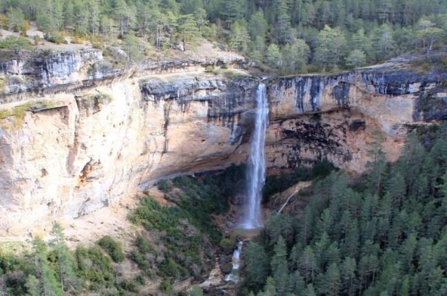 Cascada Rincón del Buitre