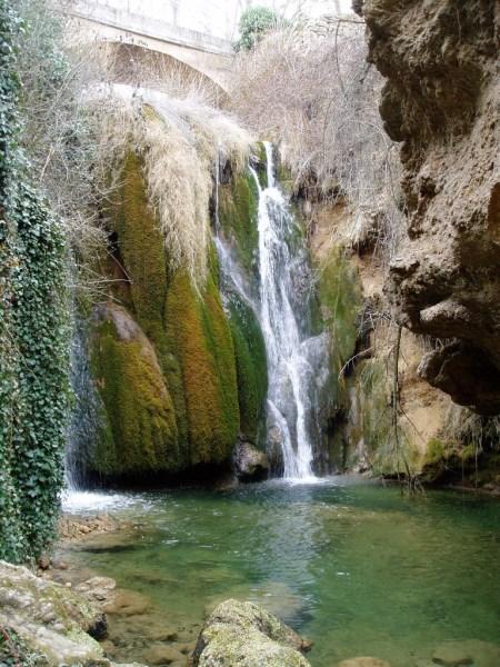 Cascada del Pozo de la Horca