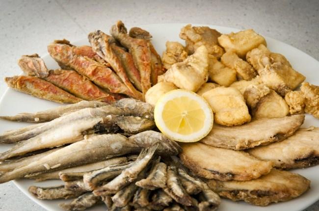 Fritura Andaluza