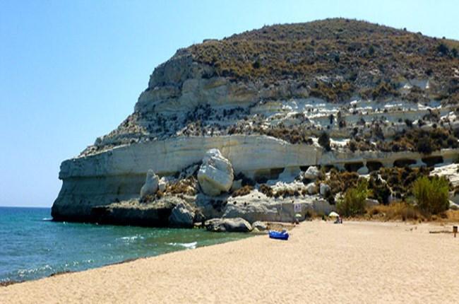 Playa de AguaAmarga