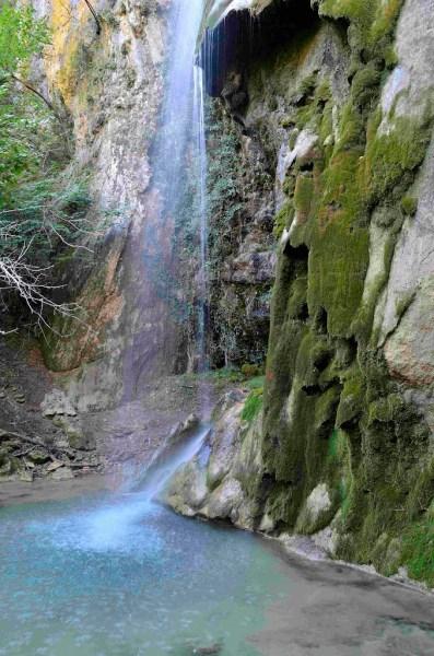 cascada del fraile cuenca