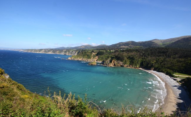 mejores playas asturias