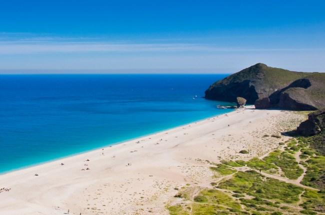 mejores playas de almeria