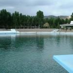 Piscinas naturales en Granada