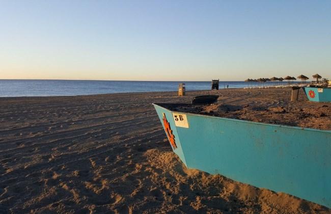playa del castillo málaga