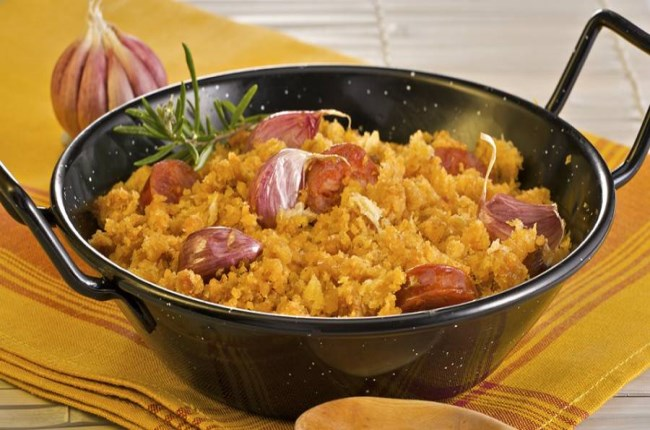 comida típica de cáceres