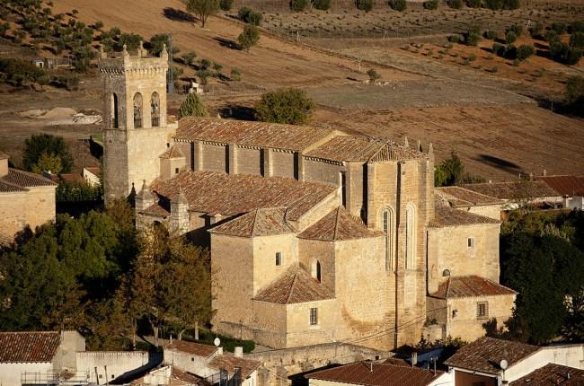 Iglesia de San Salvador Cifuentes
