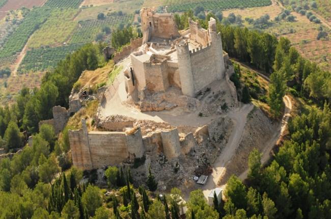 Castillo templario alcala de xivert