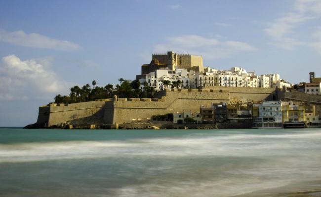 castillos en Castellón