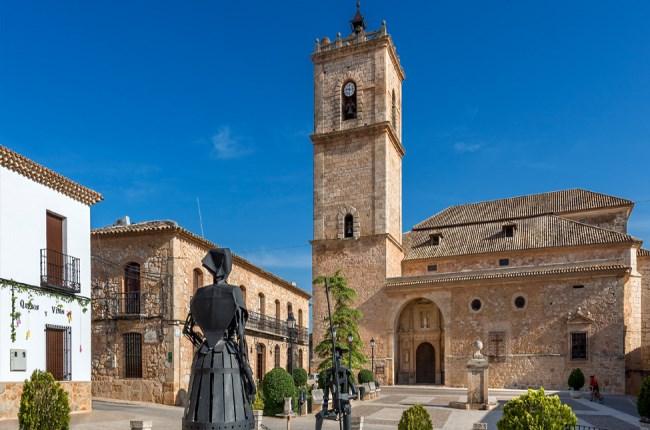 El Toboso Toledo