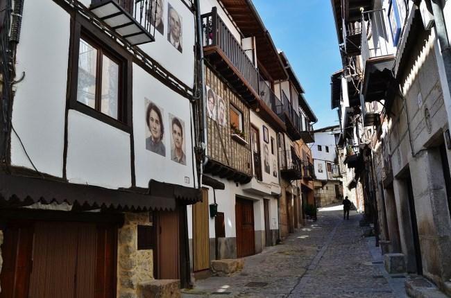 Mogarraz Salamanca
