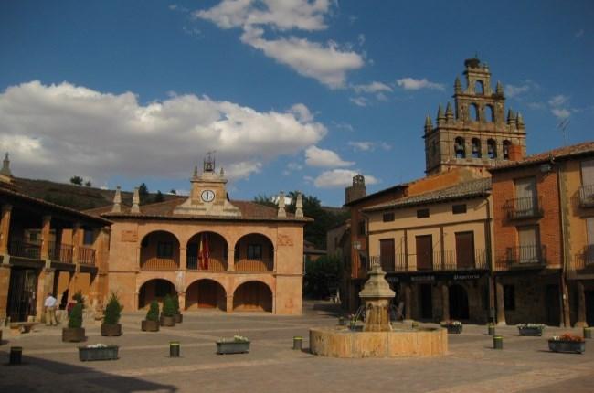 Ayllon Segovia