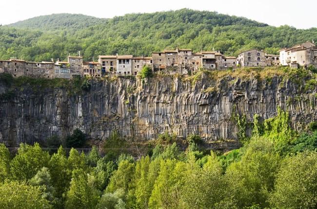 Castellfollit de la Roca Girona