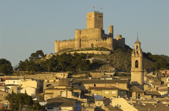 Castillo de Biar Alicante