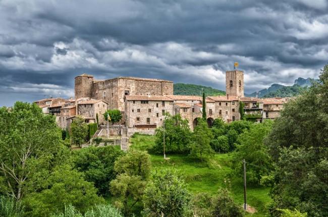 Santa Pau Girona