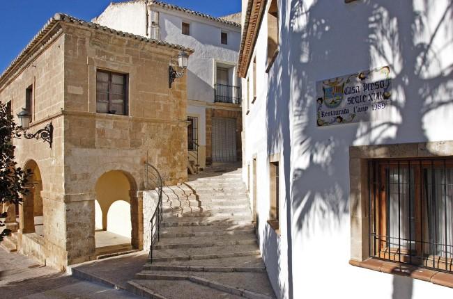 Teulada Alicante