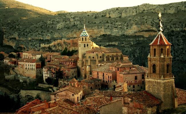 Pueblos bonitos de Teruel