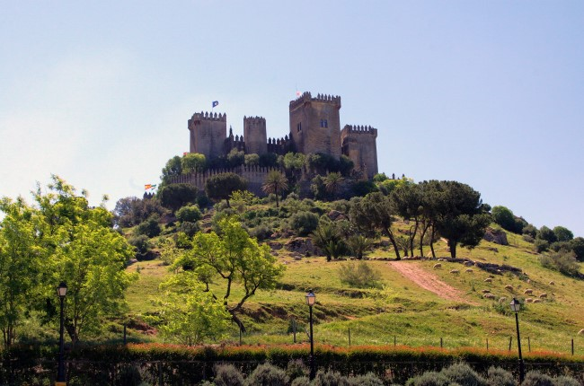 Castillo de Almodovar del Río Córdoba