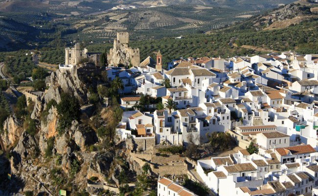 Pueblos bonitos de Córdoba