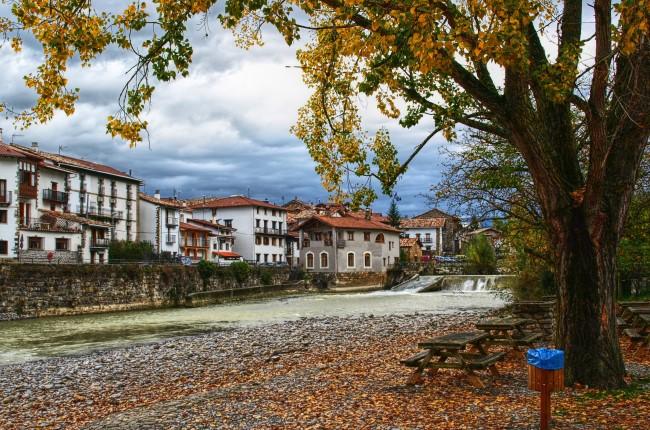 Burgui Navarra