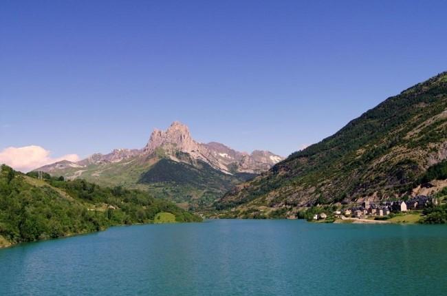 Embalses de Bubal y de Lanuza Huesca