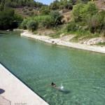 Piscinas naturales en Teruel