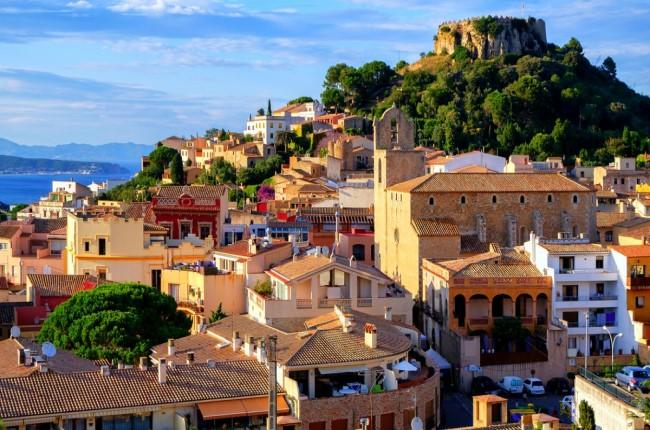 Begur Girona