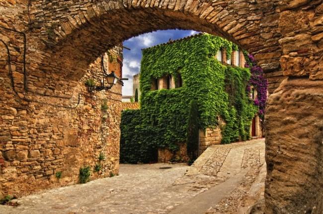 Peratallada Girona