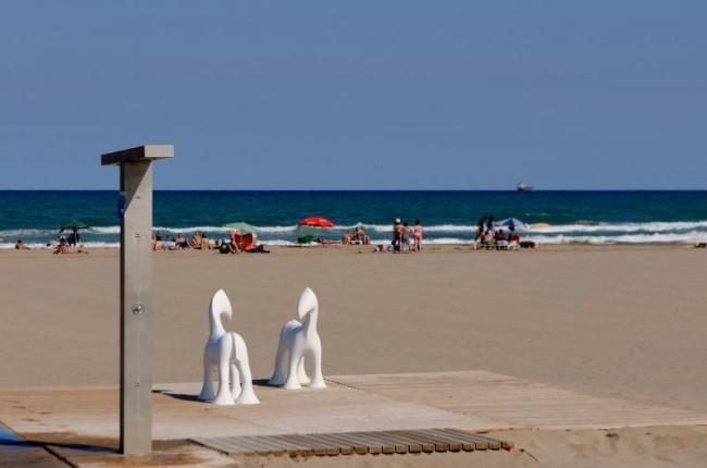Playa El Gurugú Castellón