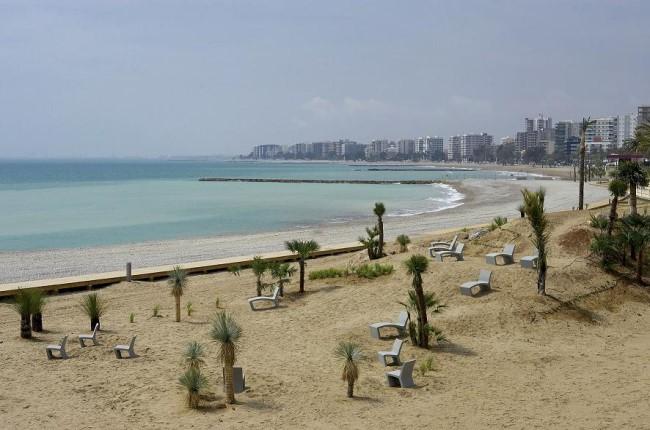 Playa Els Terrers Castellón