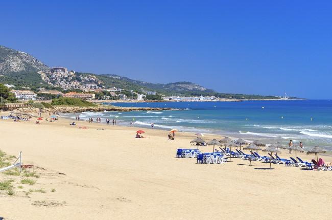 Playa La Romana Castellón